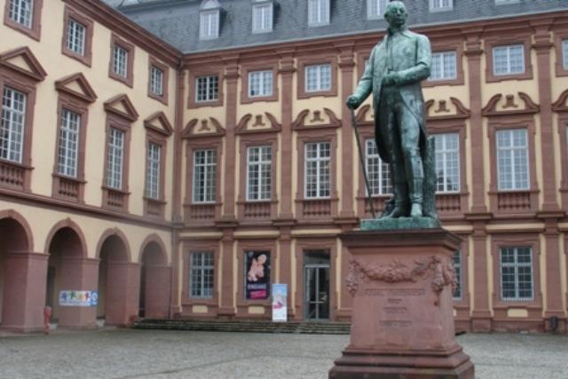 Barockschloß Mannheim